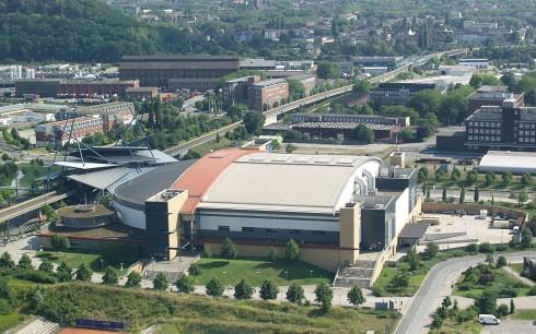 Neue Mitte Oberhausen - Koenig-Pilsener-Arena