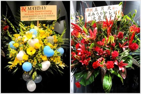 Mayday Osaka Tokyo 2014 Best3