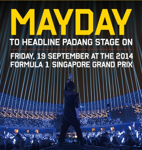 Singapore GP Mayday